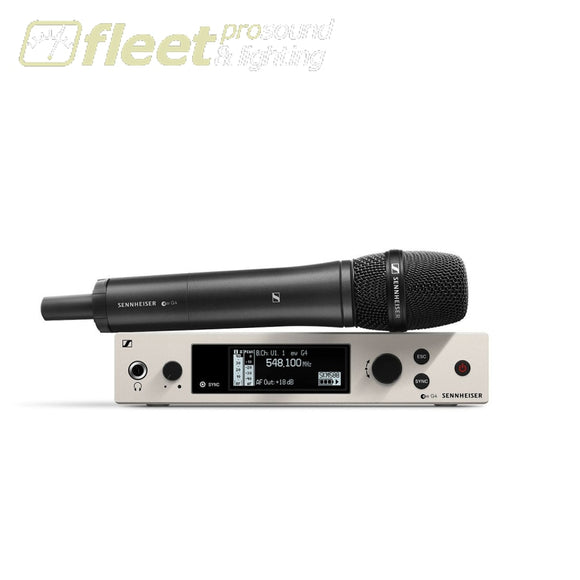 Sennheiser Ew 500 G4-965-Aw+ Wireless Handheld Microphone System Hand Held Wireless Systems
