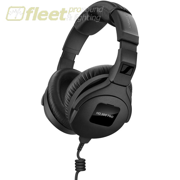 Sennheiser HD300PRO Professional Headphones STUDIO HEADPHONES