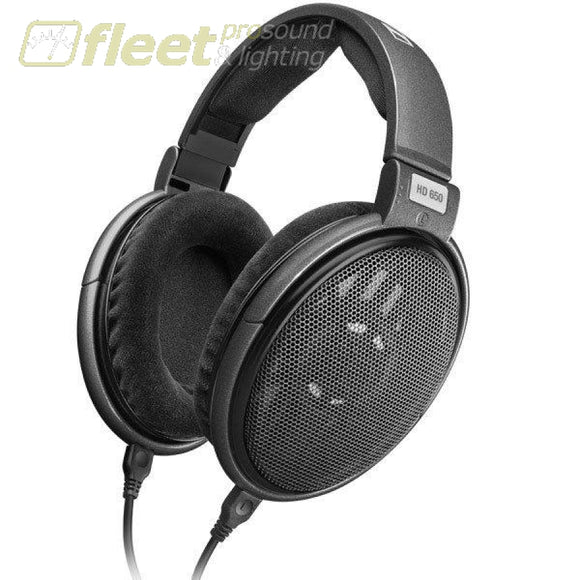 Sennheiser Hd650 Headphones Dj Headphones