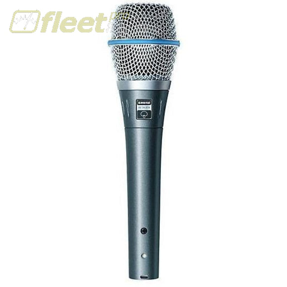 Shure BETA87A Vocal Microphone VOCAL MICS