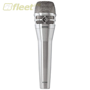 Shure KSM8/N Dualdyne Cardioid Dynamic Vocal Microphone - Nickel VOCAL MICS