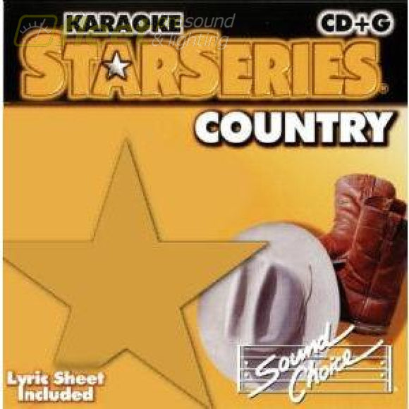 Sound Choice Scg2460 - Tim Mcgraw - Karaoke Cd+G Karaoke Discs