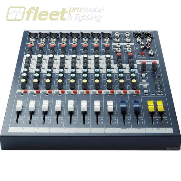 Soundcraft Epm8 8 Channel Mixer Mixers Under 24 Channel