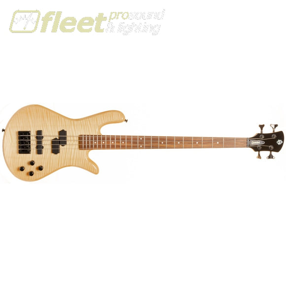Spector LG4CLSA-MNAT Legend 4 Classic Natural 4 STRING BASSES