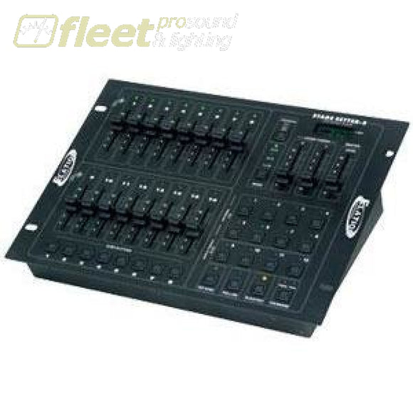 Stage Setter 8 Lighting Controller ***price Listed Is For One Day Rental. Rental Light Control