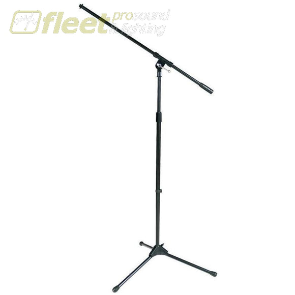 Stageline MS205B Microphone Stand With Boom MIC STANDS