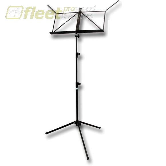 Stageline Ms2Bkb Music Stand - Black Music Stands