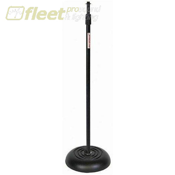 Stageline Ms603B Mic Stand - Black Mic Stands