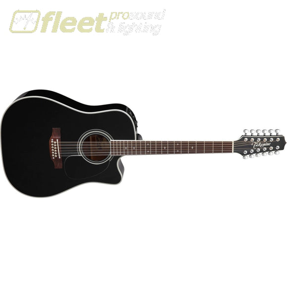 Takamine Ef381Sc 12 String Acoustic/ Electric Guitar 12 String Acoustics