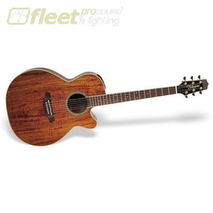 Takamine Ef508Kc 6 String Acoustic/ Electric Koa Guitar With Case 6 String Acoustic With Electronics
