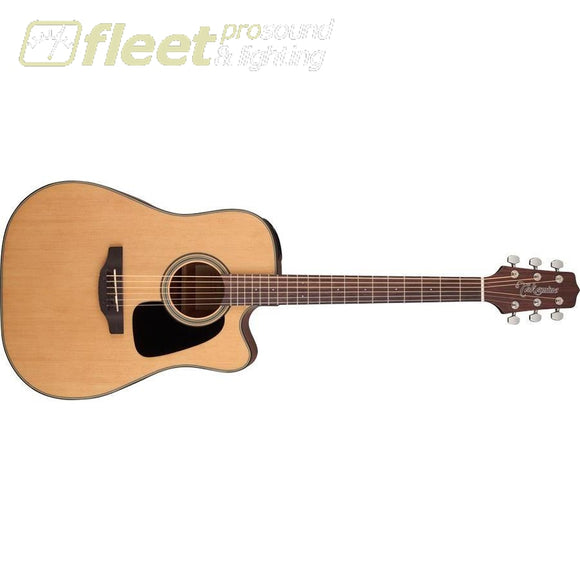 Takamine Gd10Ce-Ns Dreadnought Cutaway Acoustic-Electric Guitar 6 String Acoustic With Electronics