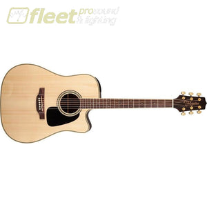 Takamine Gd51Ce-Nat Dreadnought Cutaway Acoustic-Electric Guitar 6 String Acoustic With Electronics