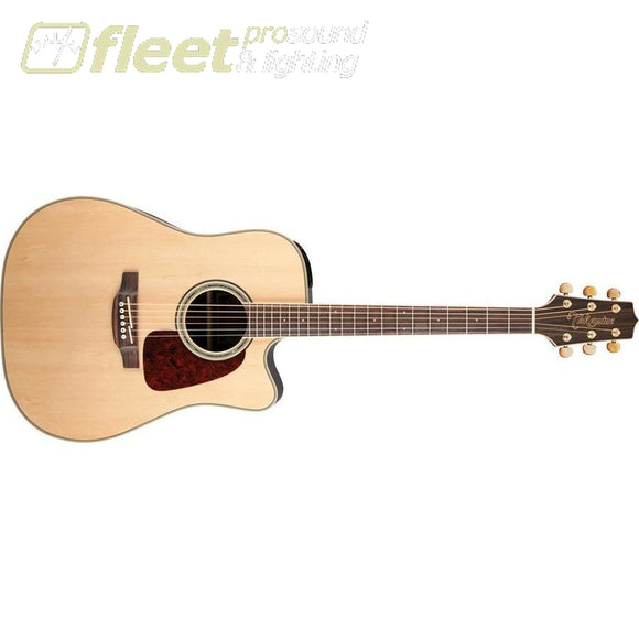 Takamine Gd71Ce-Nat Dreadnought Cutaway Acoustic-Electric Guitar 6 String Acoustic With Electronics