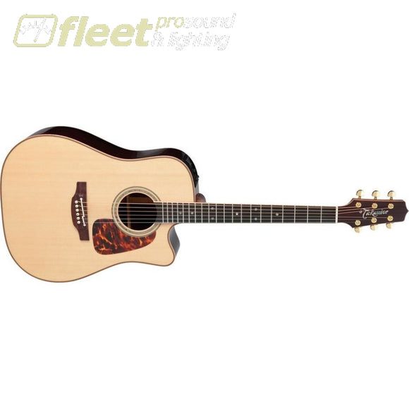 Takamine P7Dc Cutaway Acoustic-Electric Guitar 6 String Acoustic With Electronics