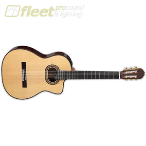 Takamine Th90 6 String Acoustic/ Electric Hirade Classical Guitar Classical Acoustics