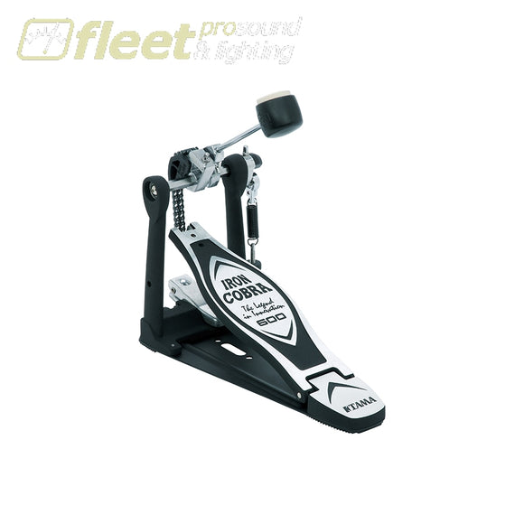 TAMA HP600D IRON COBRA SINGLE PEDAL KICK DRUM PEDALS