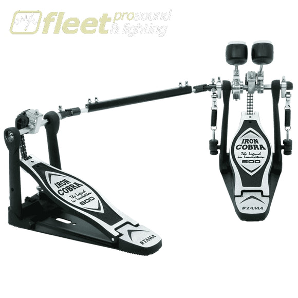 Tama Hp600Dtw Twin Pedal Kick Drum Pedals