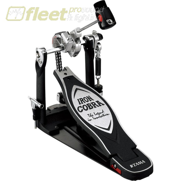 Tama Hp900Pn Iron Cobrapower Glide Single Bass Pedal Kick Drum Pedals