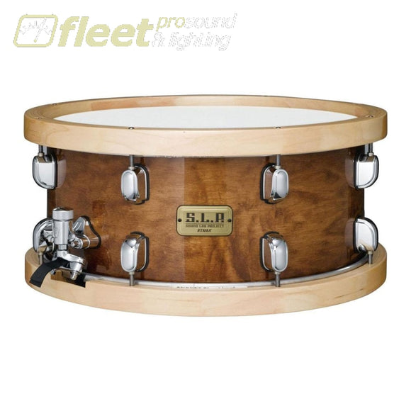 Tama Lmp1465F 6.5 X 14 Slp Series Maple Snare Drum Snares