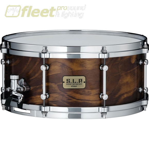 Tama Lsp146 6 X 14 Slp Series Fat Spruce Snare Drum Snares