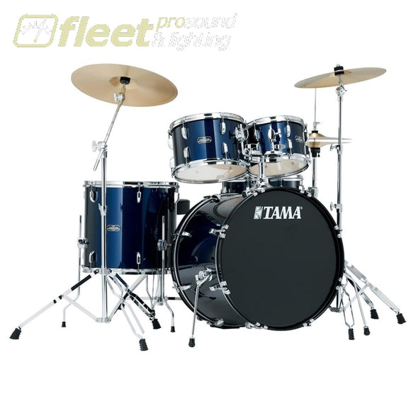 Tama Sg52Kh6C-Db Stagestar 5Pce W/cymbal Pack And Hardware Acoustic Drum Kits