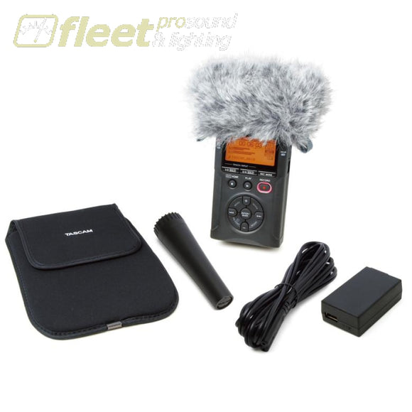 Tascam Instrument Accessory Kit for Handheld Recorders VIDEO ACCESSORIES
