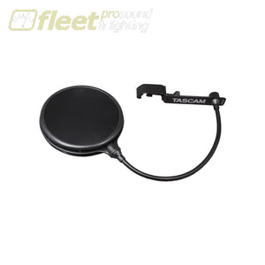 Tascam TM-AG1 Pop Filter w/ Long Gooseneck POP FILTERS