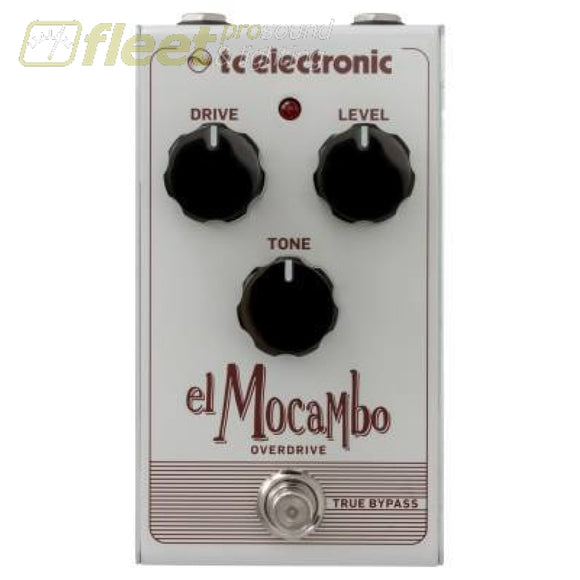 TC Electronic ELMOCAMBO Overdrive Pedal GUITAR DISTORTION PEDALS