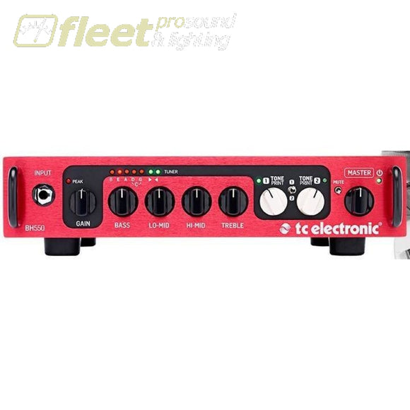 TC Electronics BH550 Bass Head BASS HEADS