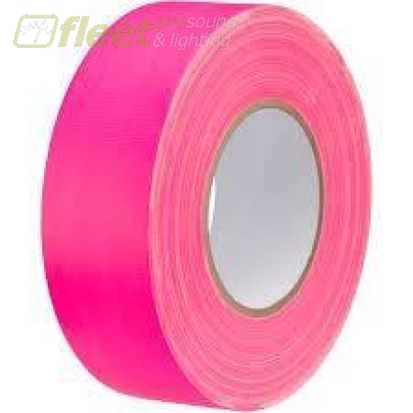 Tory Tape 10001P Neon Pink Duct Tape 48 Mm X 55 M Gaffer Tapes