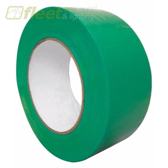 Tory Tape 135308-Gn 2 Floor Marking Tape Green Gaffer Tapes