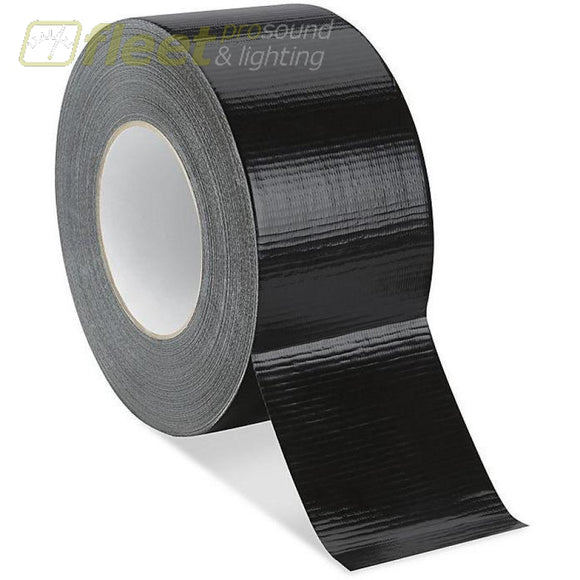 Tory Tape 2156 Duct Tape 3 Inch 60 Yard Black Gaffer Tapes