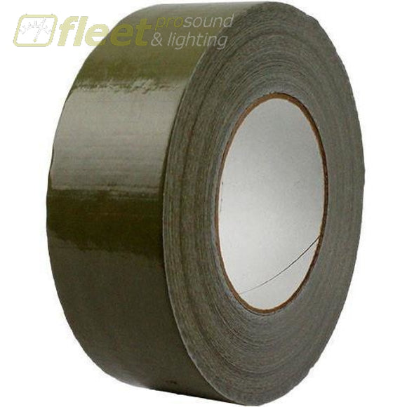 Tory Tape 2166 Duct Tape 2 Inch 60 Yard Drab Olive Gaffer Tapes