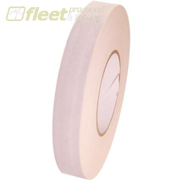Tory Tape 2196 Duct Tape 1 Inch 60 Yard White Gaffer Tapes