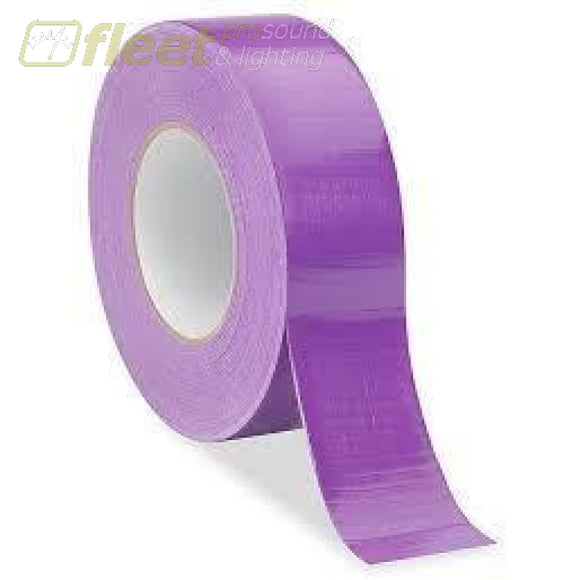 Tory Tape 2270 Duct 2 Inch 60 Yard Purple Gaffer Tapes