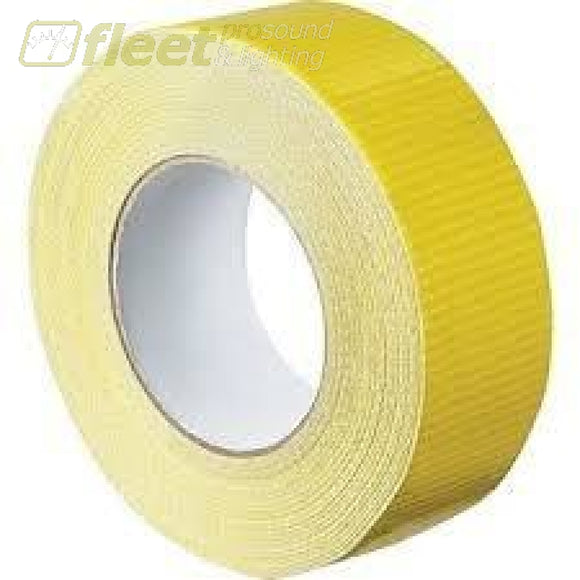 Tory Tape 2537 Duct Tape 2 Inch 60 Yard Yellow Gaffer Tapes