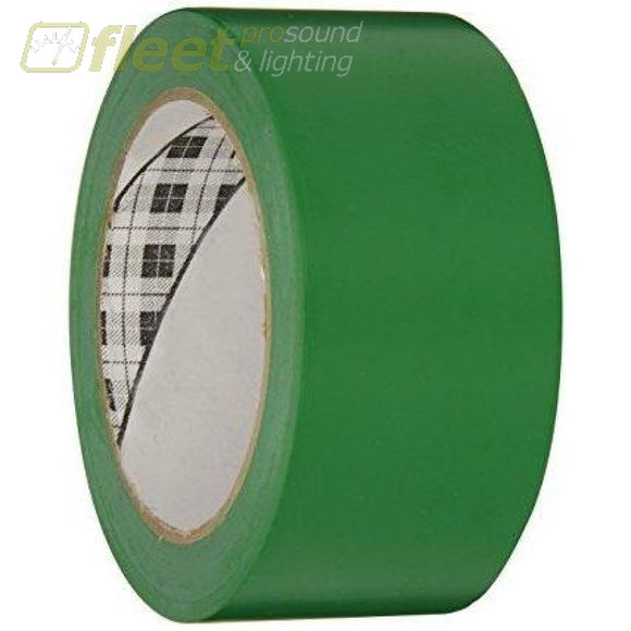 Tory Tape 2538 Duct Tape 2 Inch 60 Yard Green Gaffer Tapes