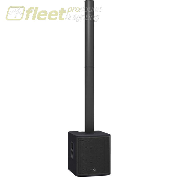 Turbosound iNSPIRE iP2000V2 - Powered Column Loudspeaker with 12 Subwoofer LINE ARRAY SPEAKERS