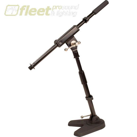 Ultimate Mic Stand Low Profile Boomjs-Kd55 Mic Stands