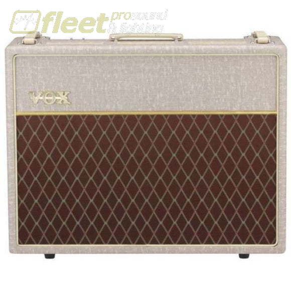 VOX AC30HW2 30 Watt Hand-Wired Amp 2x12 Celestion Greenback Guitar Combo Amp GUITAR COMBO AMPS
