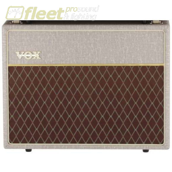 VOX V212HWX Guitar Extension Cabinet for AC30HWH 2x12 Celestion Alnico Blue GUITAR CABINETS