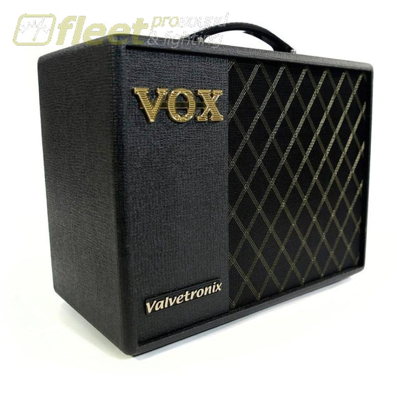 Vox Valvetronix Vt20X 20W 1X8 Guitar Modeling Combo Amp Guitar Combo Amps