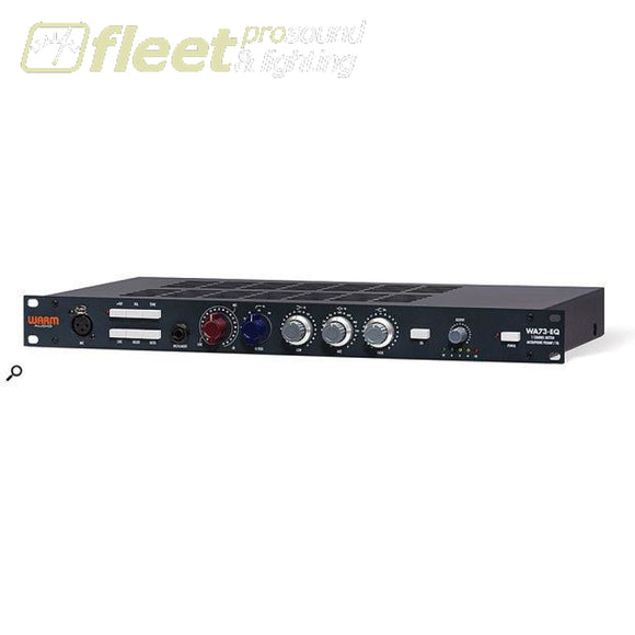 Warm Audio WA-273EQ Two Channel 1073-Style British Microphone Preamp MIC PREAMPS