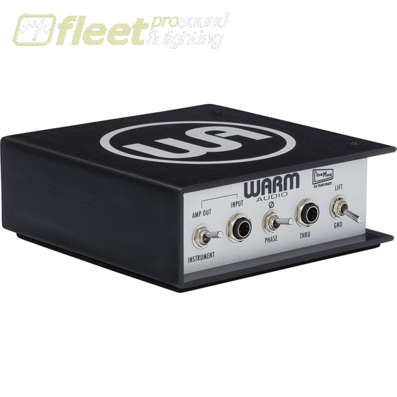 Warm Audio WA-DI-A Active Direct Drive Box DI BOXES