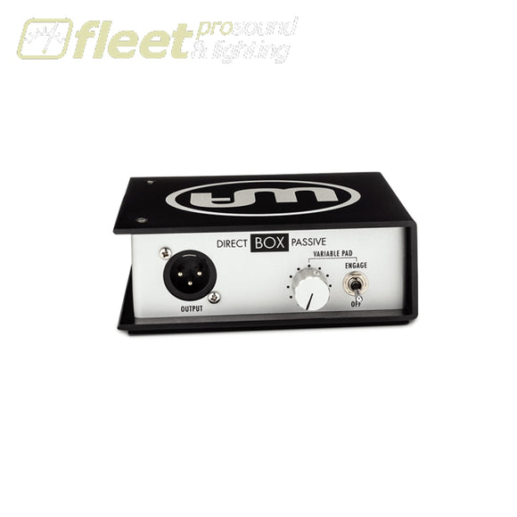 Warm Audio WA-DI-P Passive Direct Drive Box DI BOXES