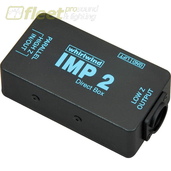 Whirlwind Imp-2 Passive Direct Box Di Boxes