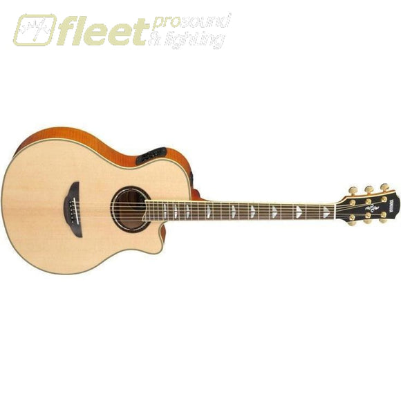 Yamaha APX1000 NT Acoustic-Electric Solid-Spruce Top Guitar - Natural Finish 6 STRING ACOUSTIC WITH ELECTRONICS