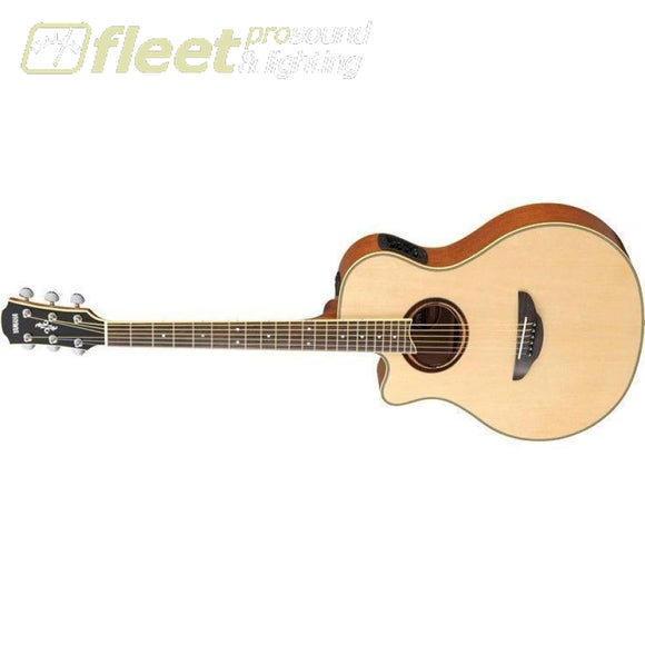Yamaha APX700IIL NT Left-Handed Acoustic-Electric Guitar - Natural Finish 6 STRING ACOUSTIC WITH ELECTRONICS