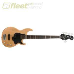 Yamaha Bb235 Yns Series 5-String Electric Bass - Yellow Natural Satin 5 String Basses