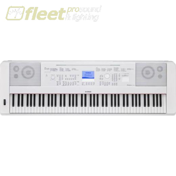 Yamaha Dgx660 Wh 88-Key Electric Piano - White Keyboards & Synthesizers